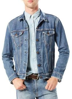 $89.50 Levi's Red Label Men's Sz MEDIUM The Shelf Denim Je