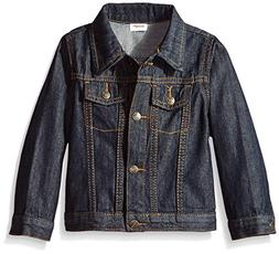 Wrangler Authentics Boys' Toddler Authentics Denim Jacket, O