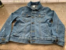 Child/toddler ~Carter's ~denim Jean Jacket Size 5T