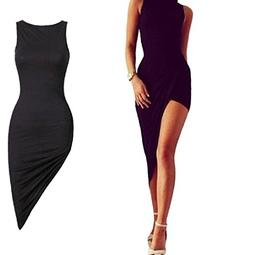 BEAUTYVAN Deals ! Women Dress 2018 Sexy Women Sleeveless Dre