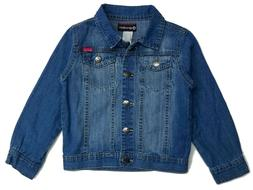 Denim Jacket Baby Girl Toddler Kids Jean Girls 12 18 24 Mont