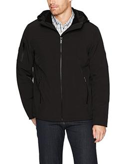 Calvin Klein Men's Functional Stretch Sherpa Lined Jacket, B