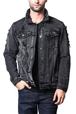 g style usa distressed denim jacket dk100