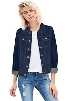 ReVolt Hybrid Women Junior Classic 4 Pockets Denim Jacket JK