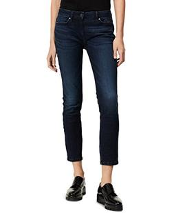 Calvin Klein Jeans Women's Ankle Skinny Jean, Red Queen, 26