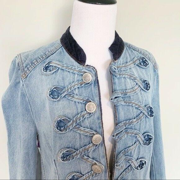 Free People $198 and Jacket Size