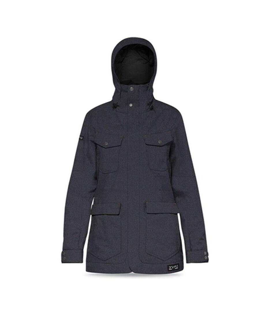 New 2016 Womens Dakine Canyons Insulated Snowboard Jacket Me