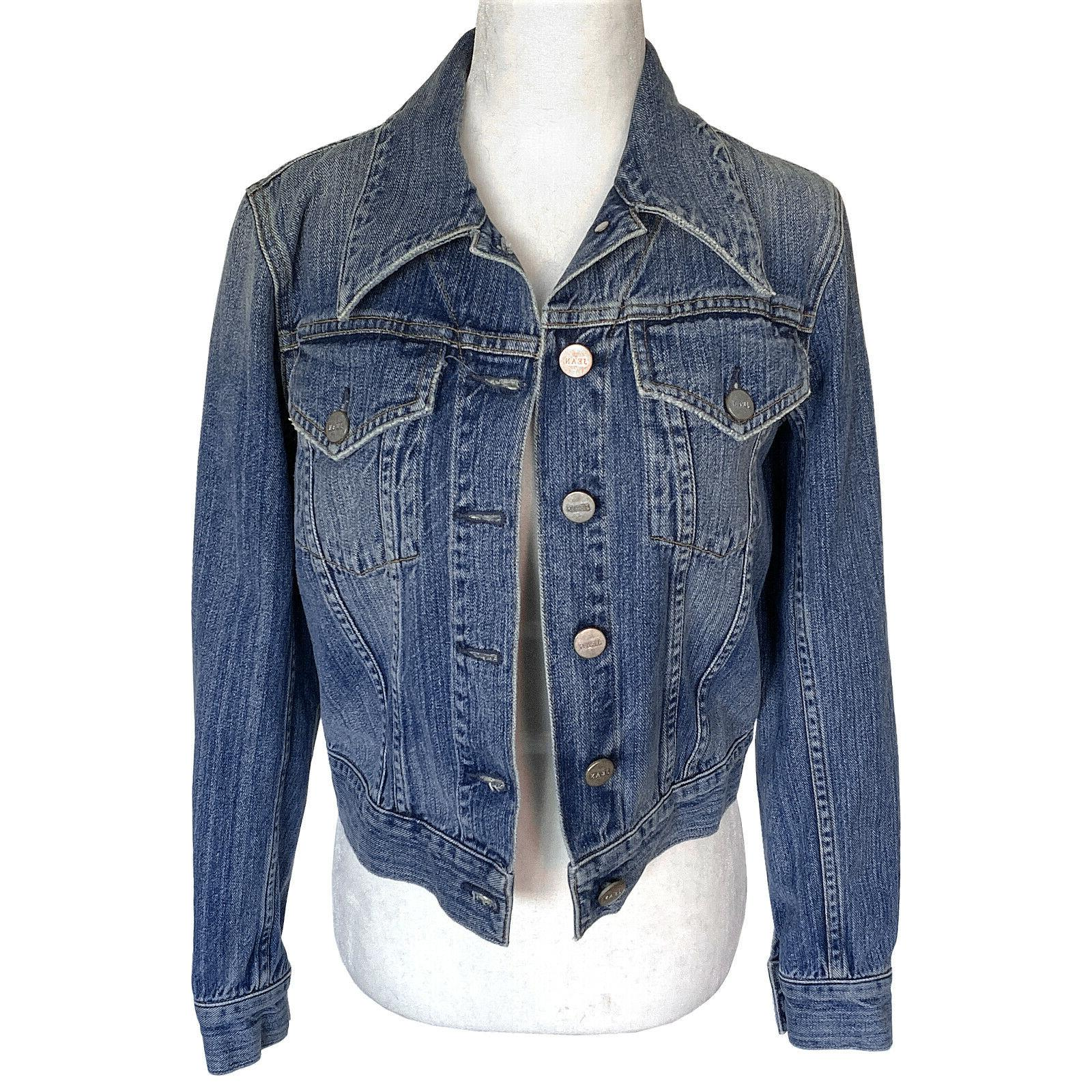 Jean Atelier Carter Jacket Size S Originally $475