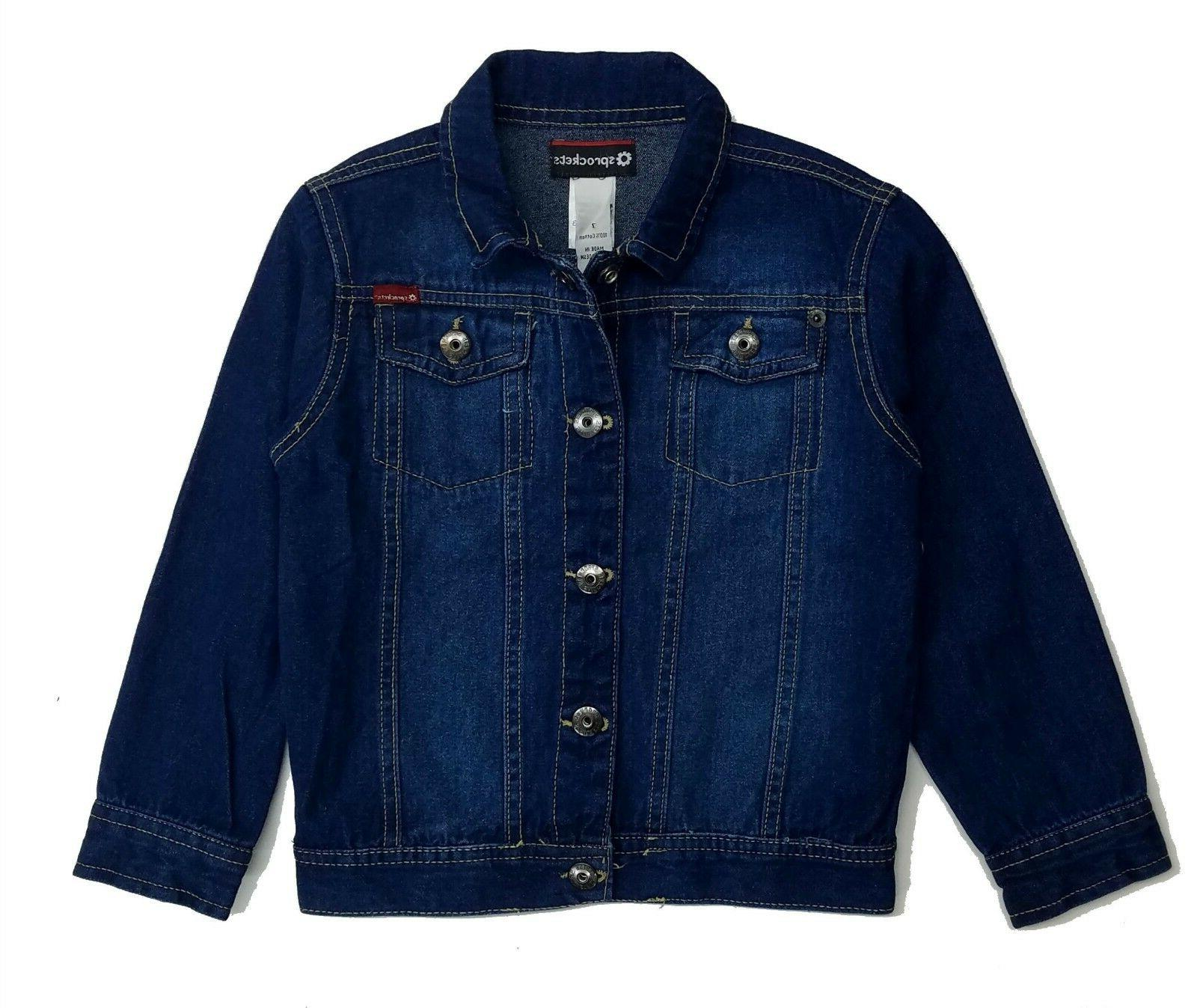 denim jacket boys baby toddler kids jeans