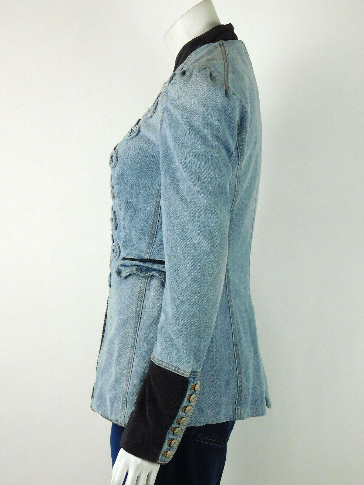 Free People And Jacket Front
