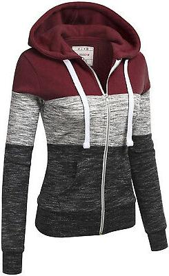 Doublju Hoodie For Women With Size