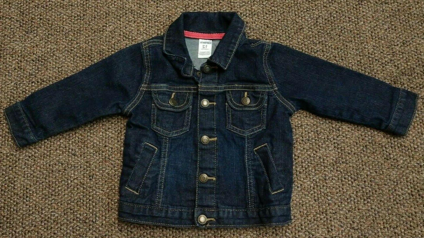infant girls 12 mo carter s denim
