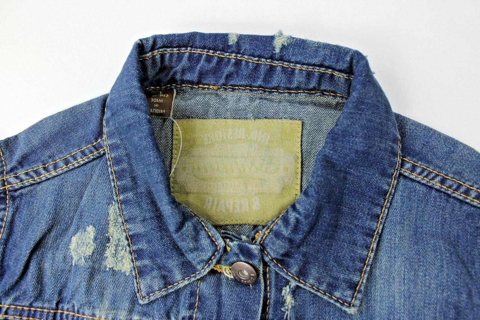 TONY JONES Petite Size Blue Denim