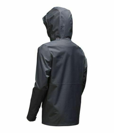 The Face Waterproof Jacket DENIM Size M