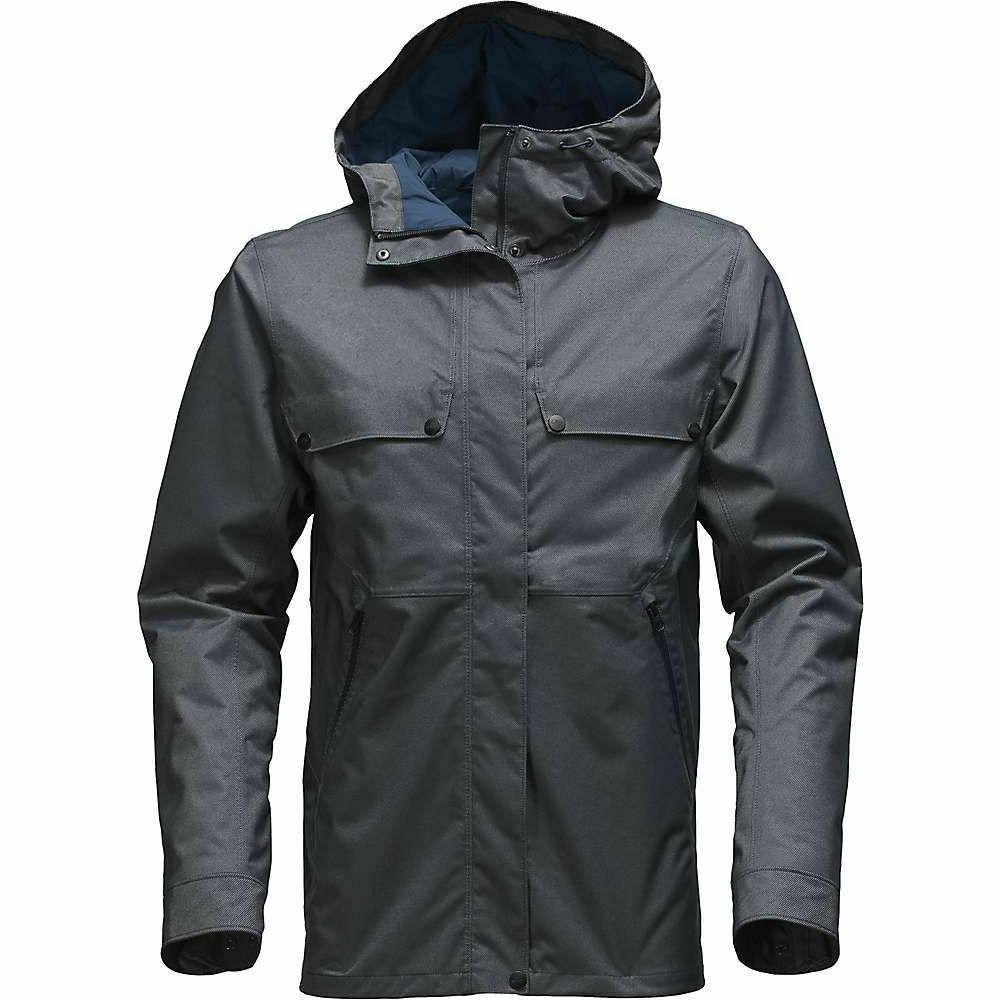 jenison waterproof jacket denim mens size m