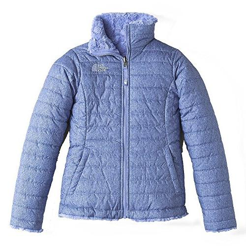 kids girl s reversible mossbud swirl jacket