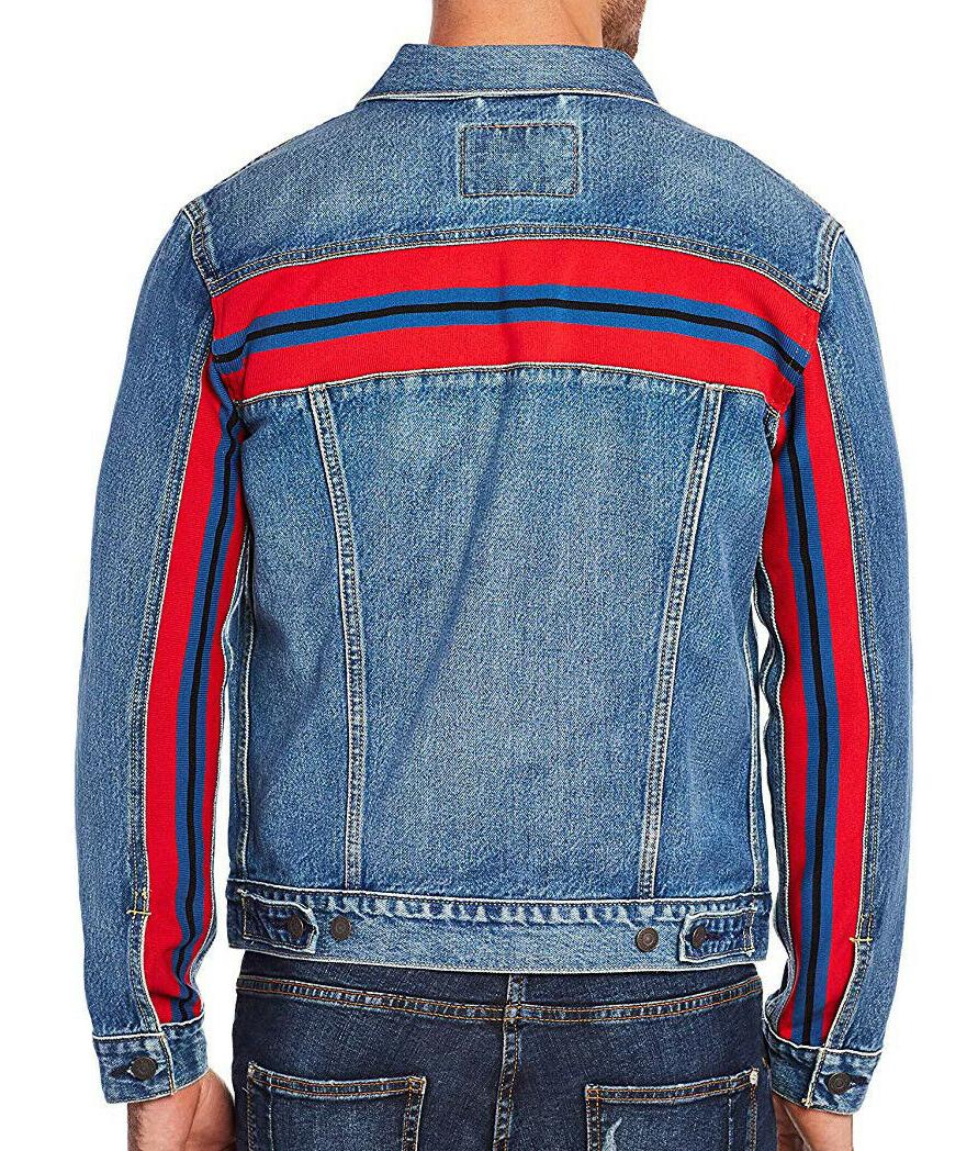 Levi's Unibasic Icon Trucker Jean