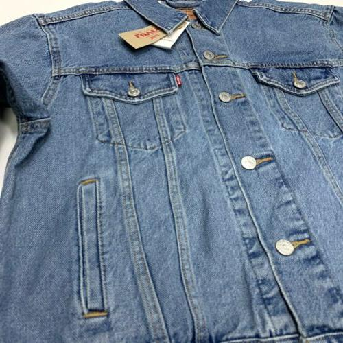 Levi's Women's Jacket In Indigo Medium