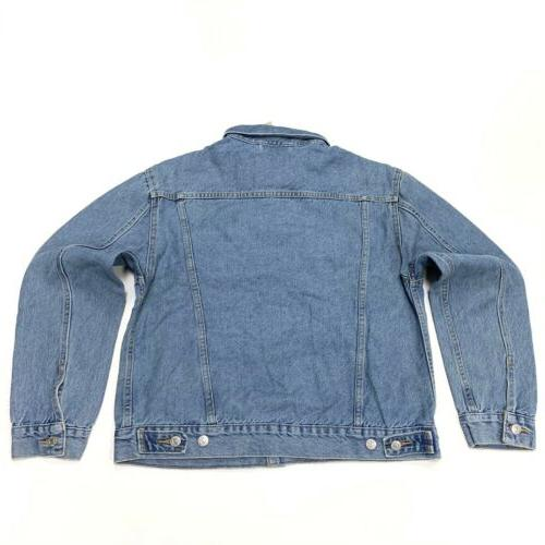 Levi's Jacket Concrete Indigo Medium