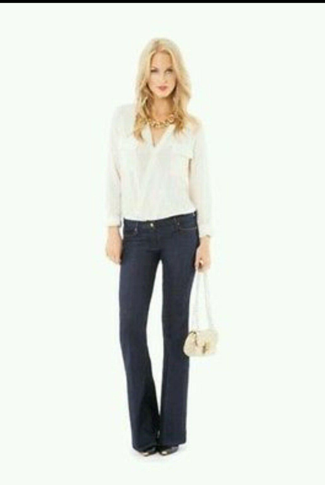 Marciano Flare Jean No. Rinse top shoes