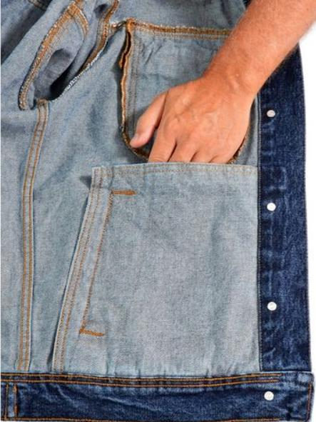 Men's Rugged Pockets