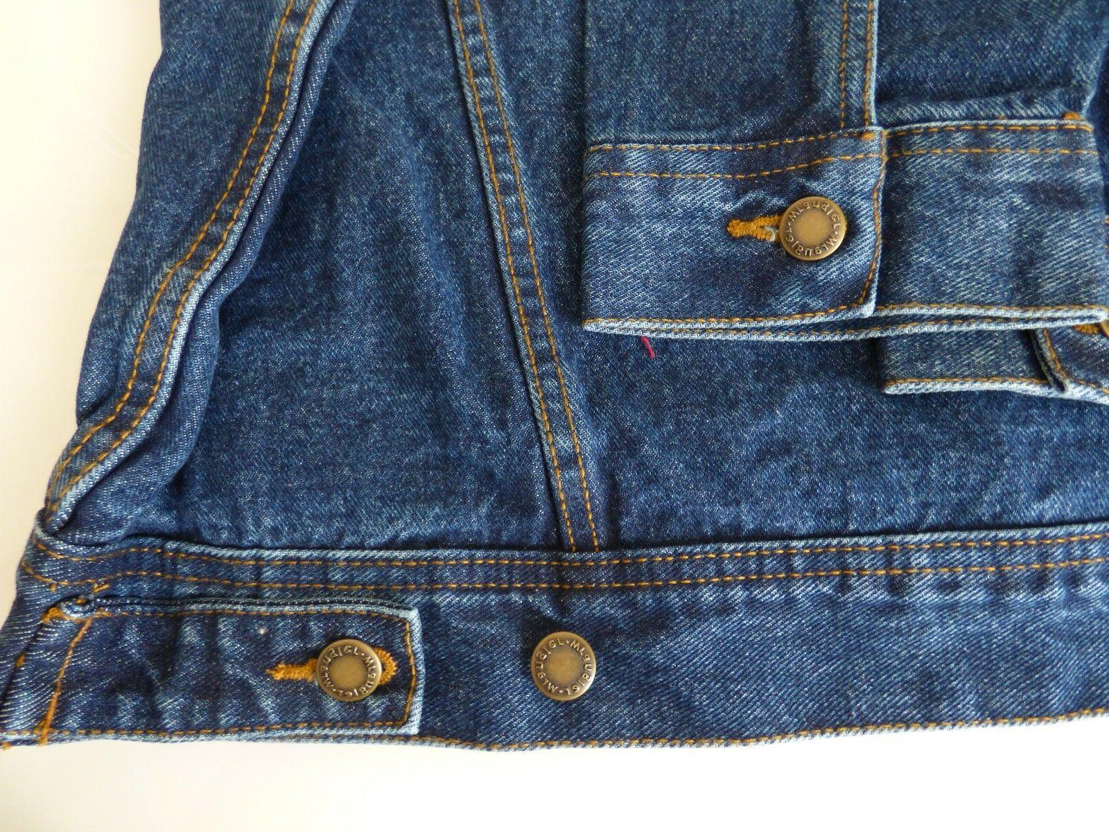 Men's Wrangler Rugged Wear Denim Inside Pockets