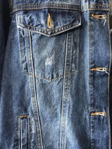 *Mens 21 Distressed Denim *
