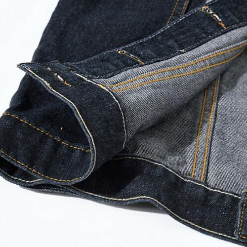 Men's Jeans Denim Jean Causal Biker