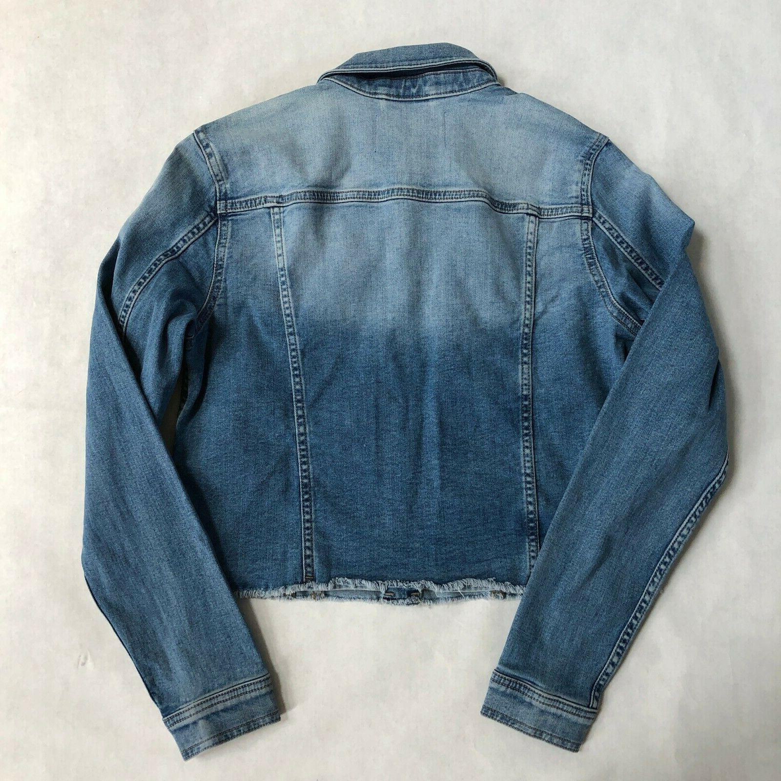 NWT Cotton Denim S L