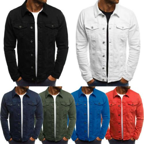 US Men's Jacket Long Outwear