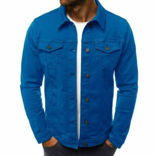 JEAN Western Trucker Solid Jacket
