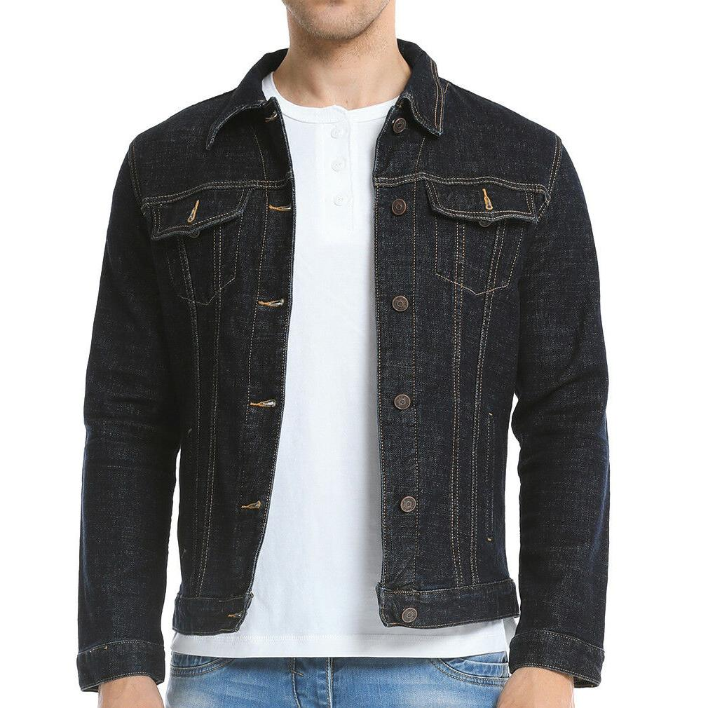 Denim Fit Unlined Rugged Jean