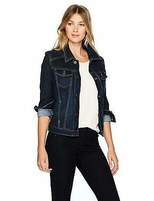 women s stretch denim jacket