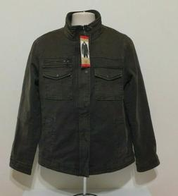 Levi's Denim Mens Full Button Lined Classic Jacket Size MEDI