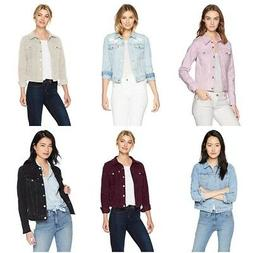 Levi's Fashion Women's Original Trucker Denim Jacket Plus Si