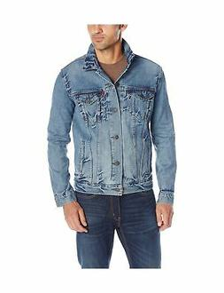 Levi's Men's The Trucker Jacket Spire Medium