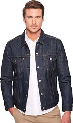 Levi's Men's The Trucker Jacket, Rigid Two, XL