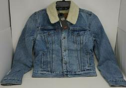Levi's  Womens Original Sherpa Trucker Jacket X-Small