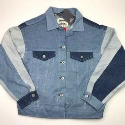 levis made and crafted rodeo denim jacket