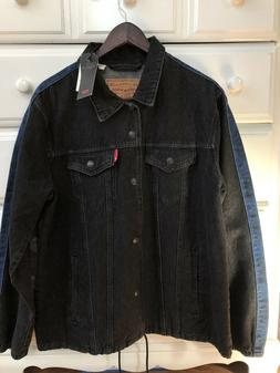 Levi's Premium Men's Denim Trucker Jacket Size Large Bra