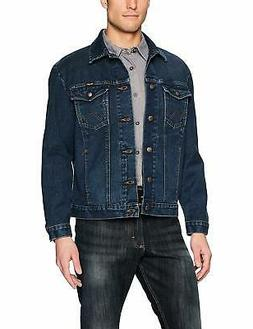 Wrangler Men's Western Style Unlined Denim Jacket - Ch