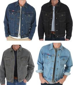 men s denim jacket trucker riders inside