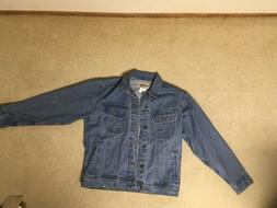 Wrangler Men's Rugged Wear Unlined Denim Jacket Medium