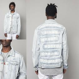 men s world tour distressed rugged patched