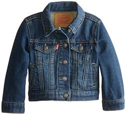 NWT Baby Levi's Denim Knit Trucker Jacket 12 Months