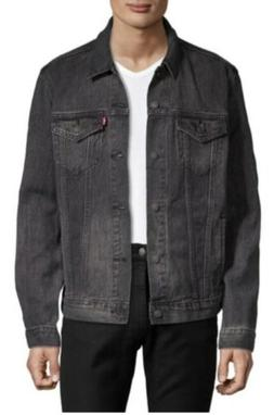 nwt levi s mens spire denim trucker
