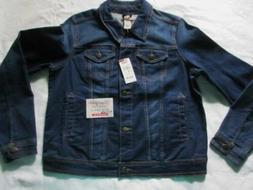 NWT Women's Medium Denim Jacket WRANGLER Tractor Supply Reta