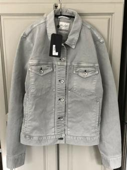 Rag and Bone Denim Jacket Size L