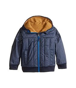 The North Face Reversible Yukon Hoodie Toddler Boys' Cosmic