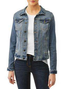 Time and Tru  Women's Denim Jacket
